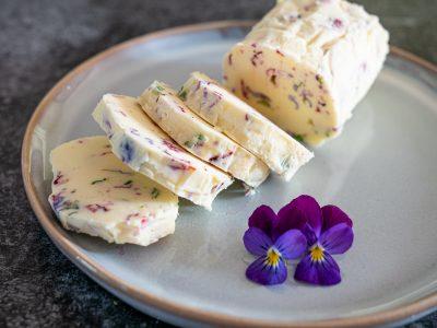 eetbare-bloemen-boter-recept