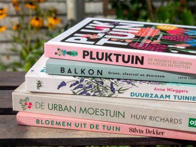 boeken-balkon-planten-tuinieren