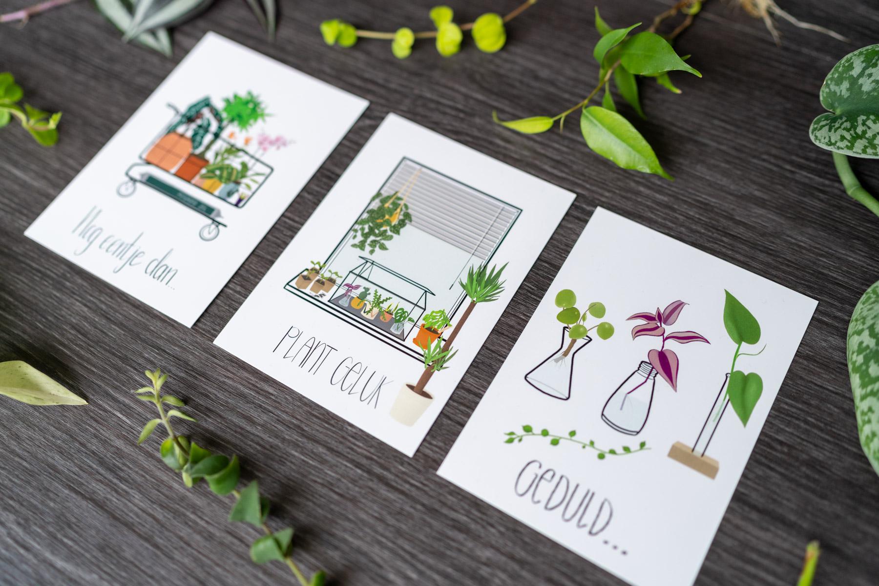 ansichtkaarten-posters-set