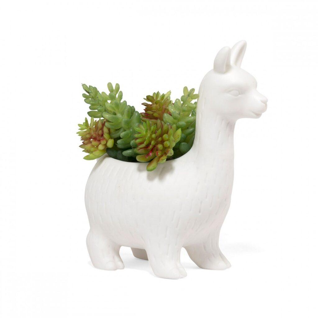 kikkerland-lama-bloempot